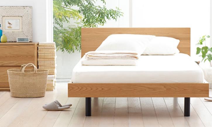 ベッド 無印 無印良品とニトリの収納ベットを比較して、無印良品を買った話